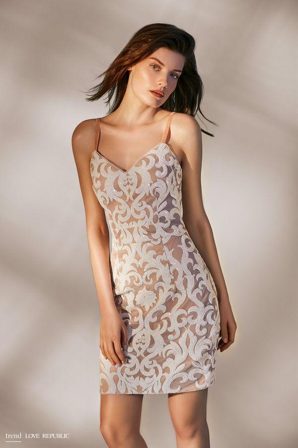 Платье 9255011553-60