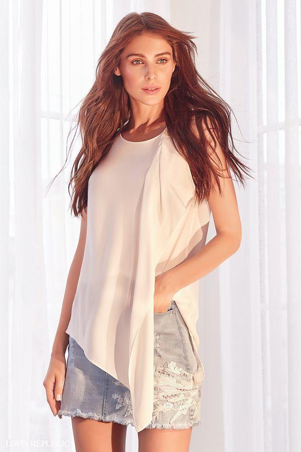 Блузка 9255256302-1