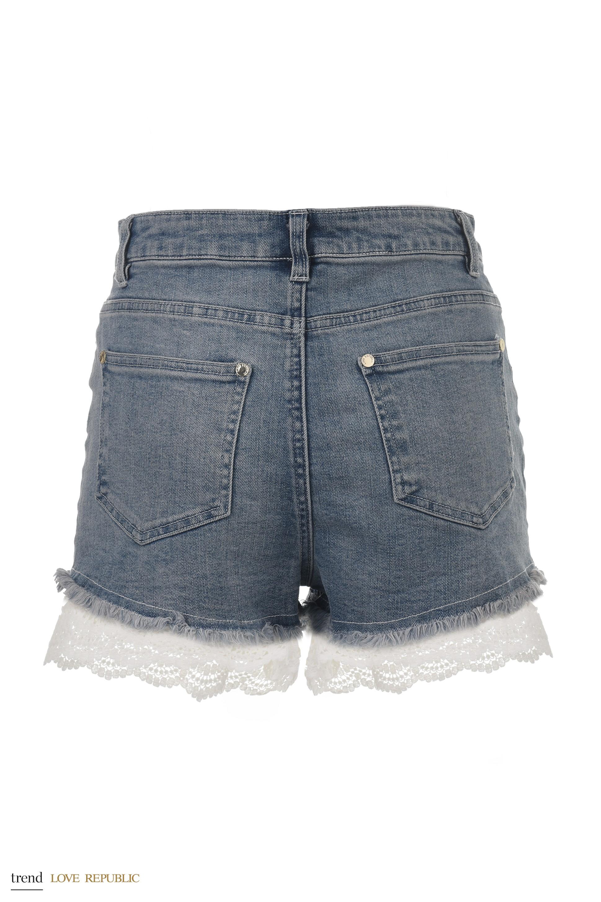 8dceb1113775 шорты женские 9256030730-41 - купить в интернет-магазине LOVE REPUBLIC по  цене: 1 499 руб
