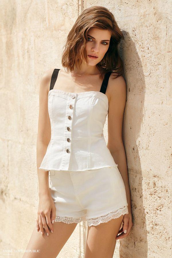 блузка (топ) 9256033310-60