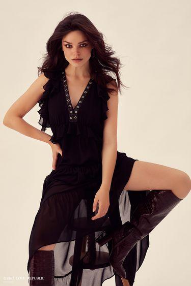 Платье длины макси 9357020556
