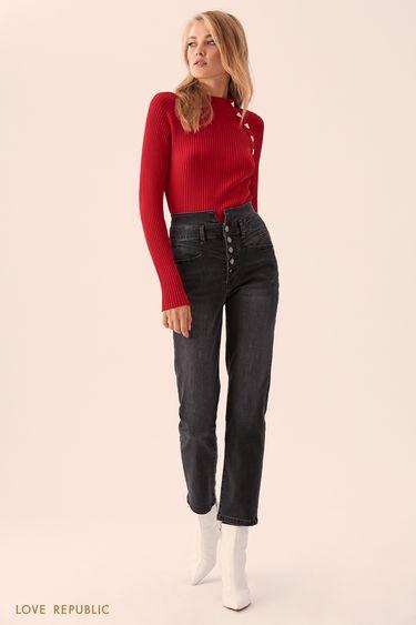 Брюки джинсовые 9359441701