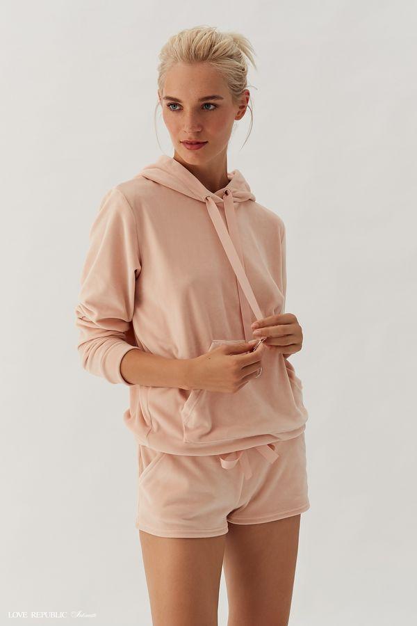 Короткие пижамные шорты  938025852-97